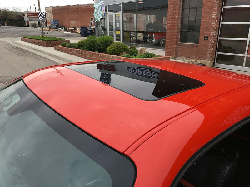 5th Image of a 2008 DODGE CHALLENGER