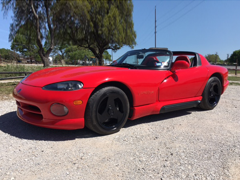 1st Image of a 1994 DODGE VIPER