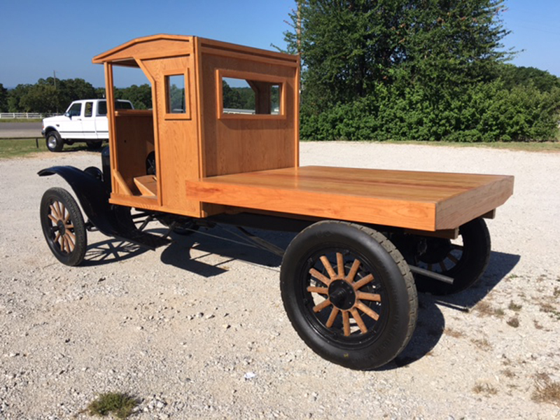 2nd Image of a 1916 FORD TT