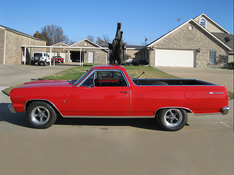 2nd Image of a 1964 CHEVROLET EL CAMINO