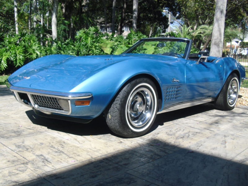Main Image of a 1970 CHEVROLET CORVETTE