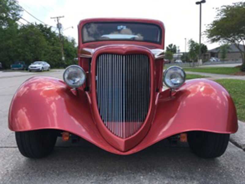 3rd Image of a 1934 FORD .