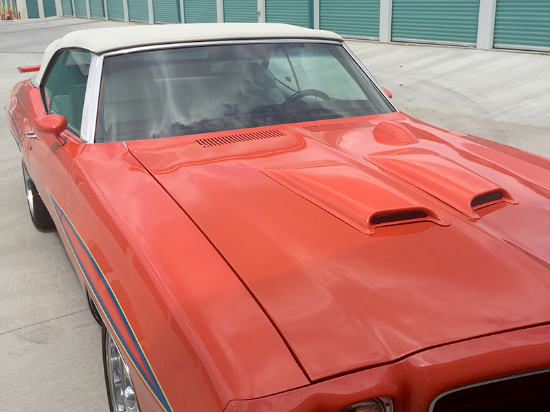 2nd Image of a 1971 PONTIAC GTO