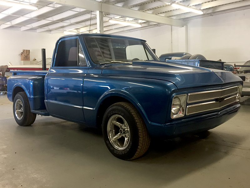 1st Image of a 1967 CHEVROLET C10