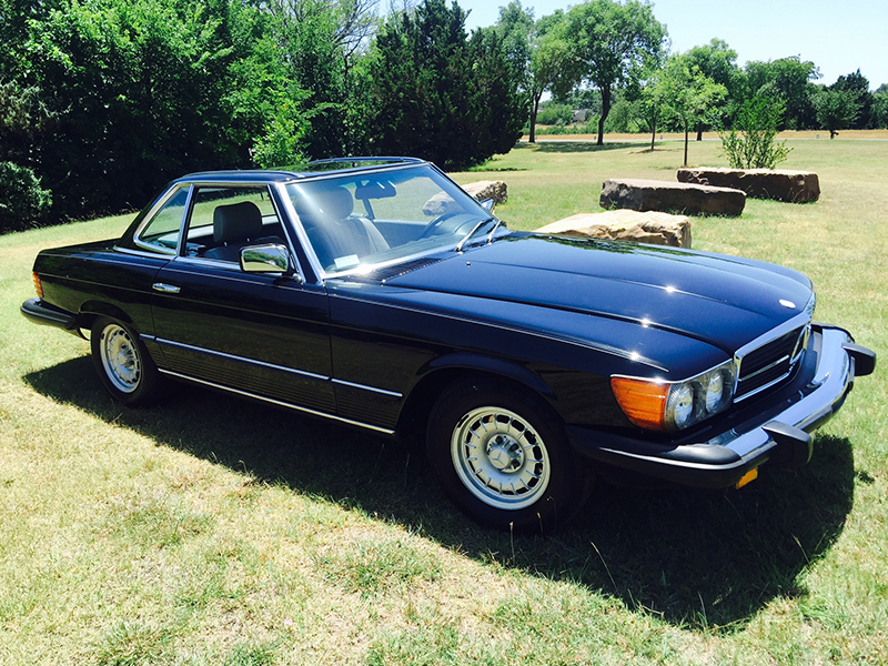 1st Image of a 1984 MERCEDES-BENZ 380 380SL