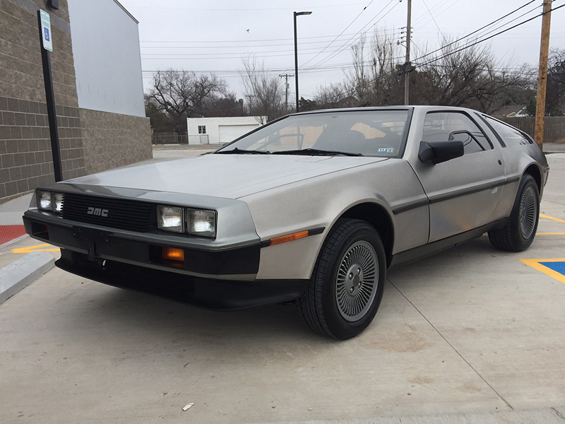 1st Image of a 1981 DELOREAN DMC-12