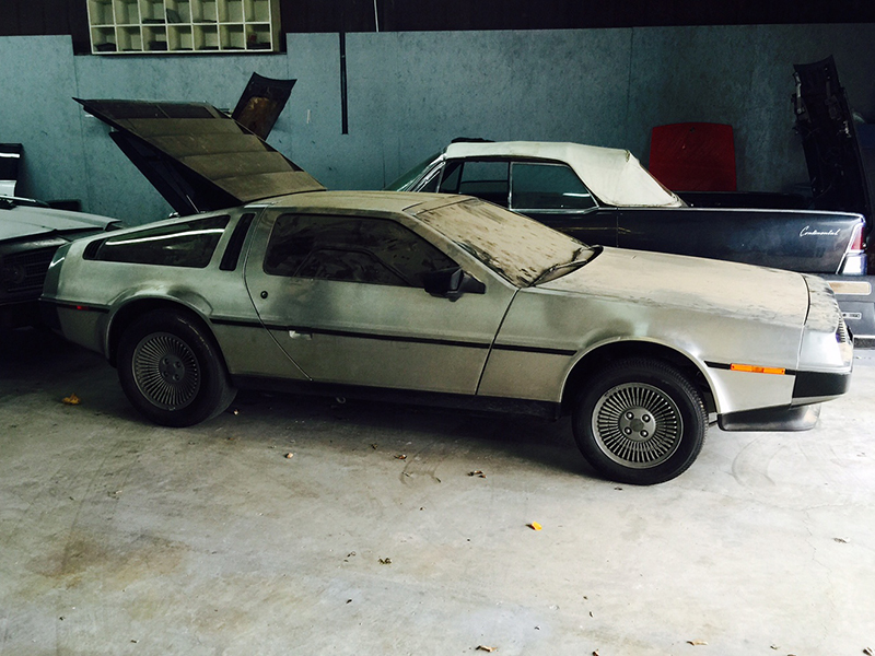 4th Image of a 1981 DELOREAN DMC-12