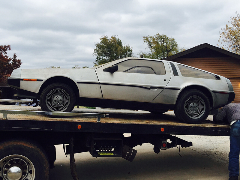 5th Image of a 1981 DELOREAN DMC-12