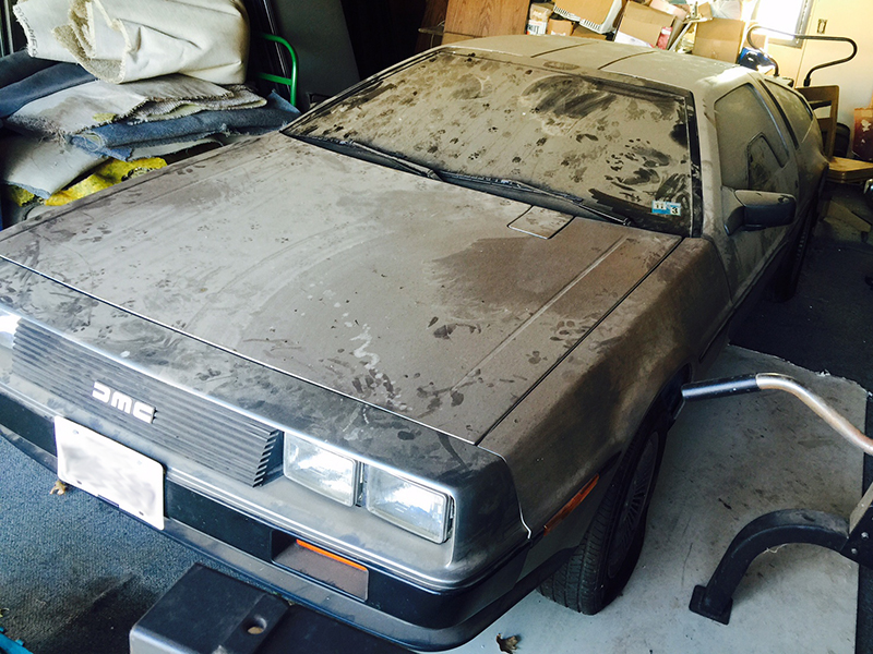 6th Image of a 1981 DELOREAN DMC-12