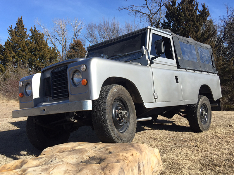 1st Image of a 1987 LAND ROVER SANTANA