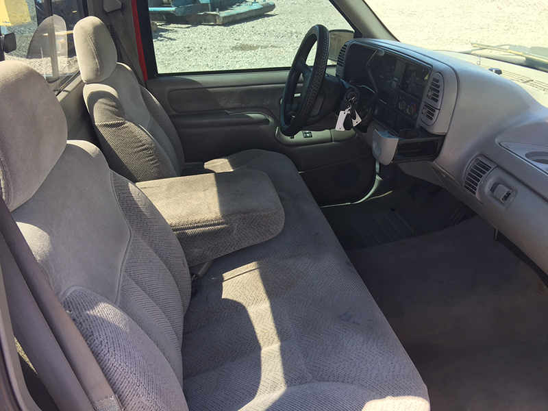 5th Image of a 1995 CHEVROLET SIERRA C1500