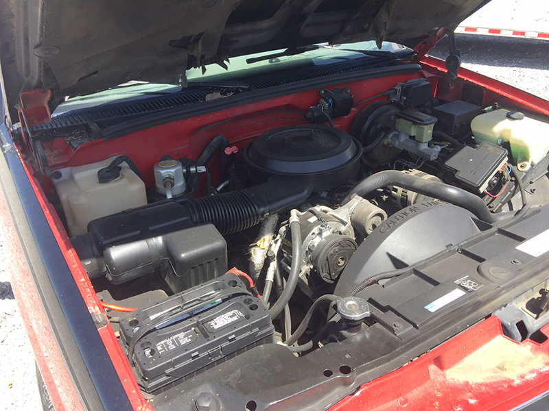 7th Image of a 1995 CHEVROLET SIERRA C1500