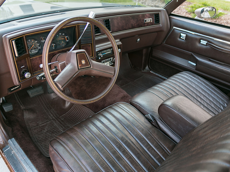 5th Image of a 1983 CHEVROLET EL CAMINO
