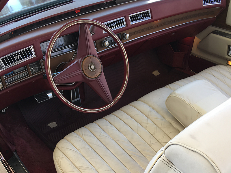 2nd Image of a 1974 CADILLAC ELDORADO