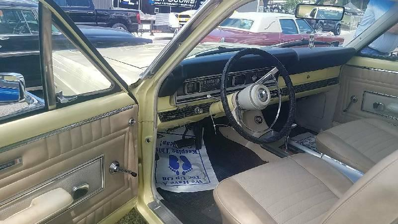 4th Image of a 1967 FORD RANCHERO