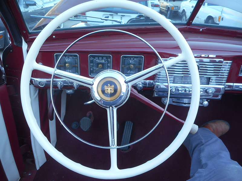 4th Image of a 1949 DODGE WAYFARER ROADSTER