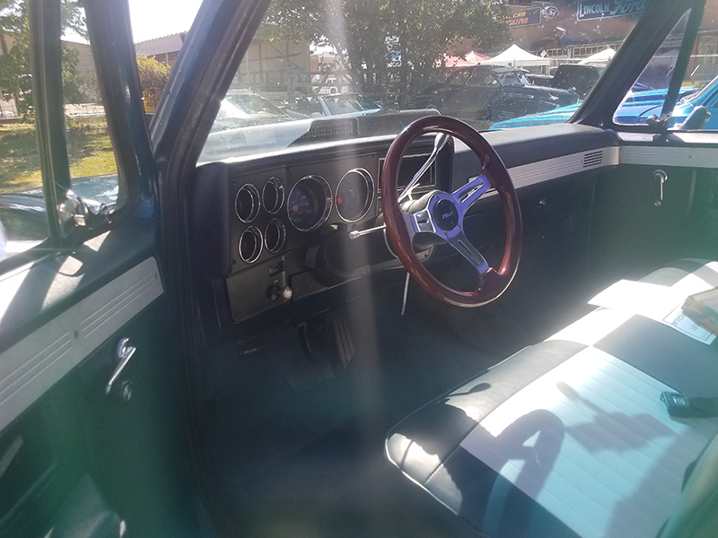5th Image of a 1982 CHEVROLET C10