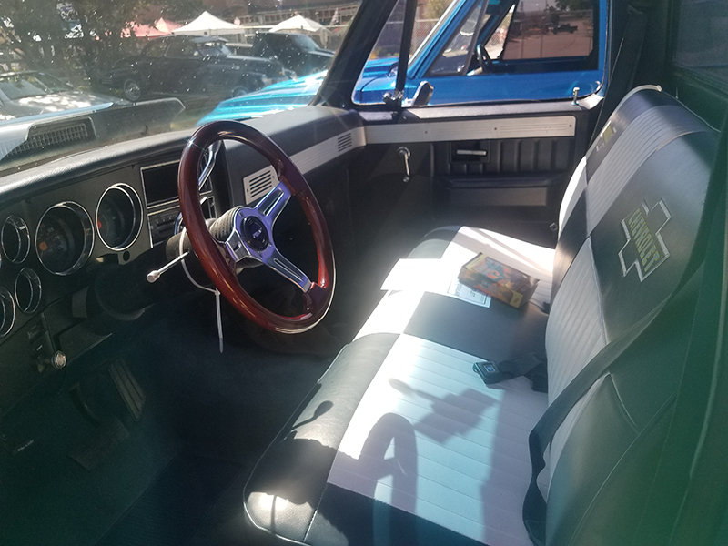 6th Image of a 1982 CHEVROLET C10