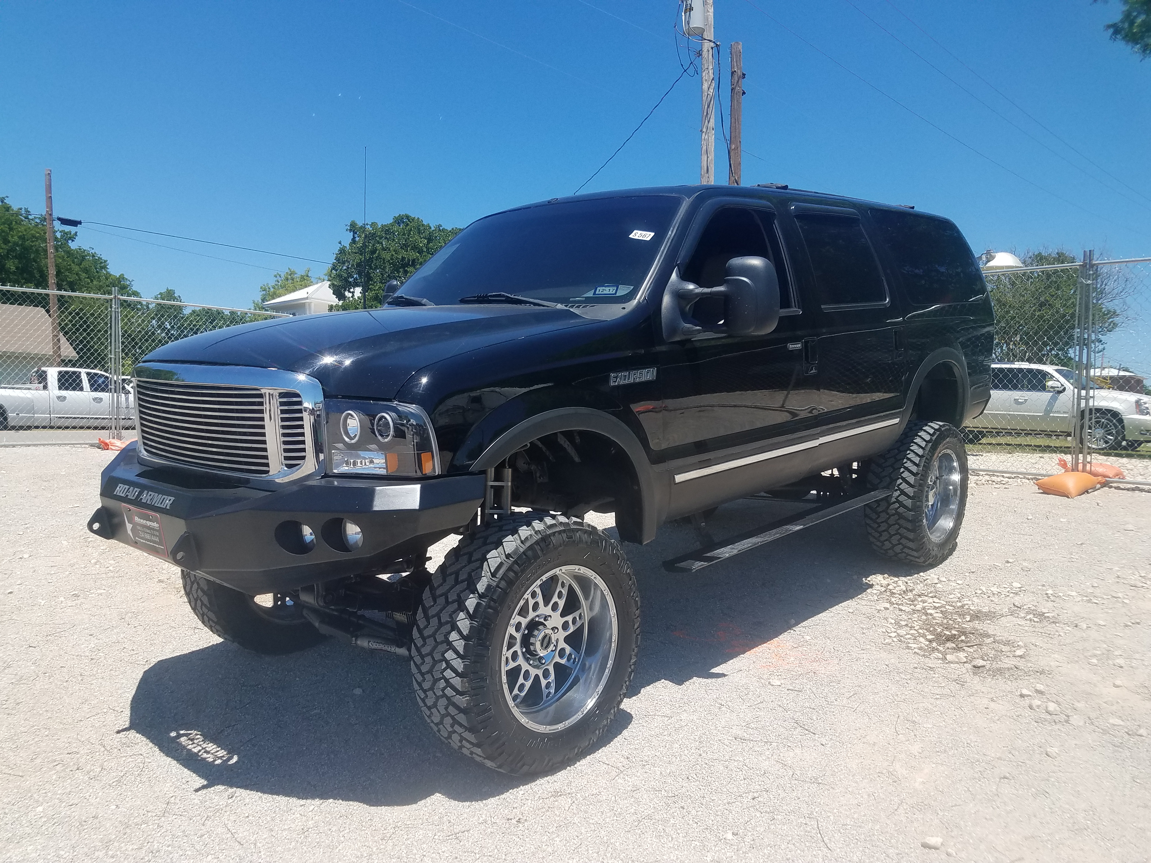 1st Image of a 2003 FORD EXCURSION LIMITED