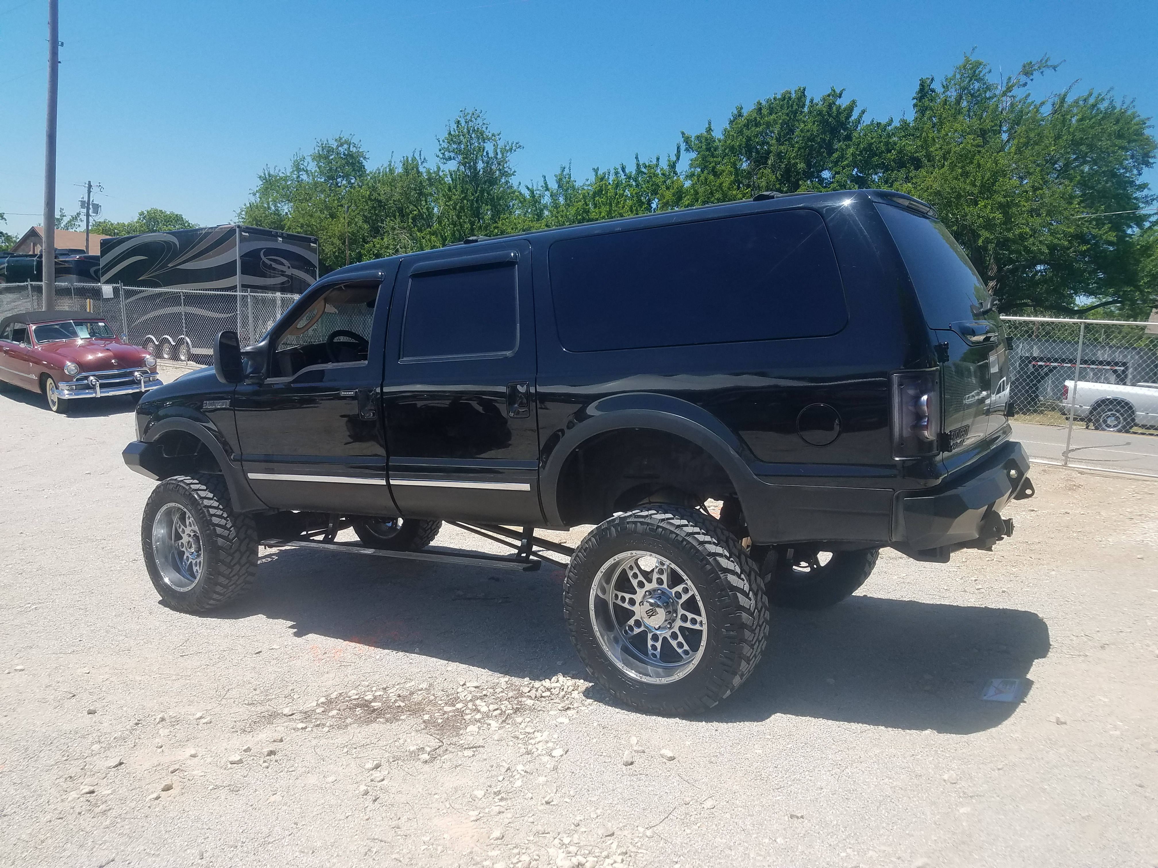 2nd Image of a 2003 FORD EXCURSION LIMITED