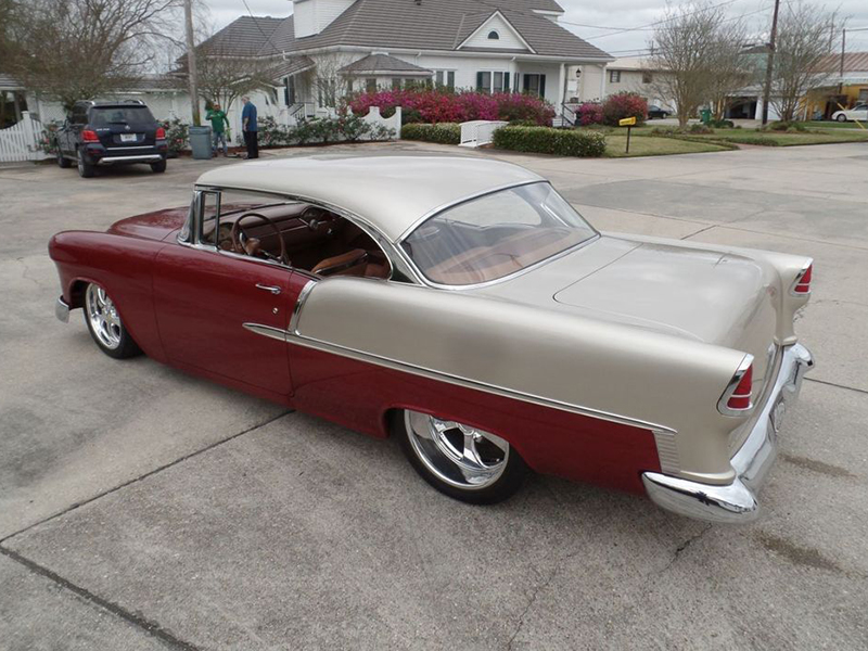 4th Image of a 1955 CHEVROLET BEL AIR