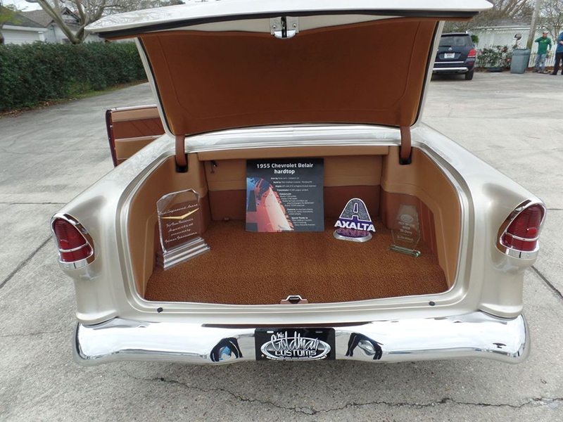 6th Image of a 1955 CHEVROLET BEL AIR