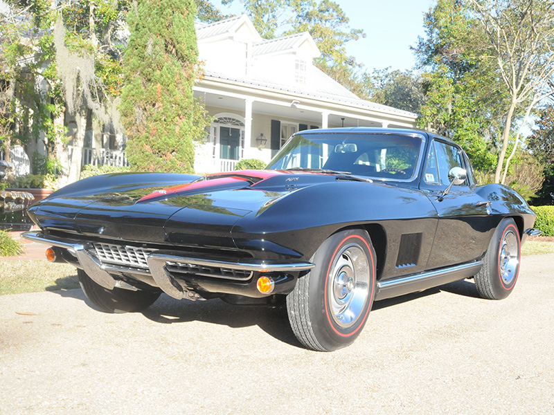 2nd Image of a 1967 CHEVROLET CORVETTE