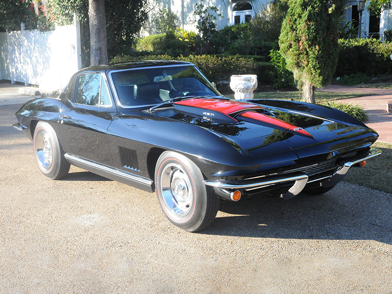 4th Image of a 1967 CHEVROLET CORVETTE