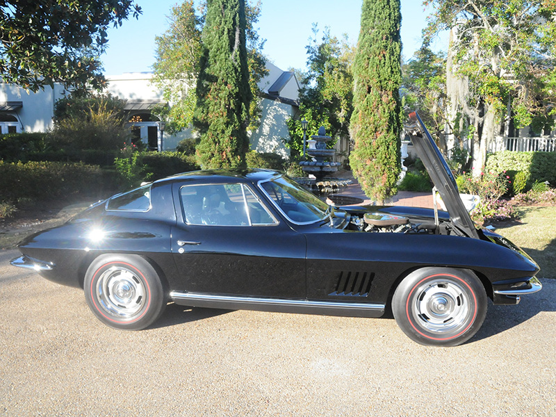 11th Image of a 1967 CHEVROLET CORVETTE