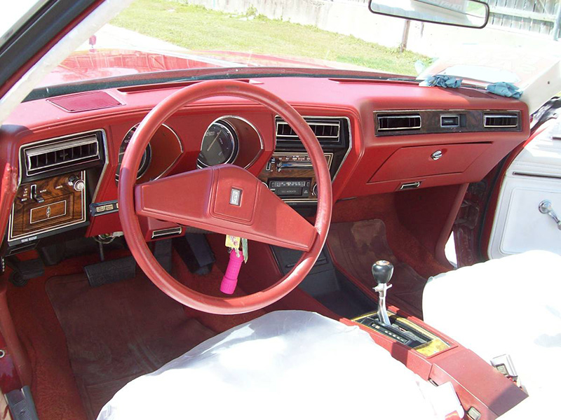 6th Image of a 1977 OLDSMOBILE CUTLASS
