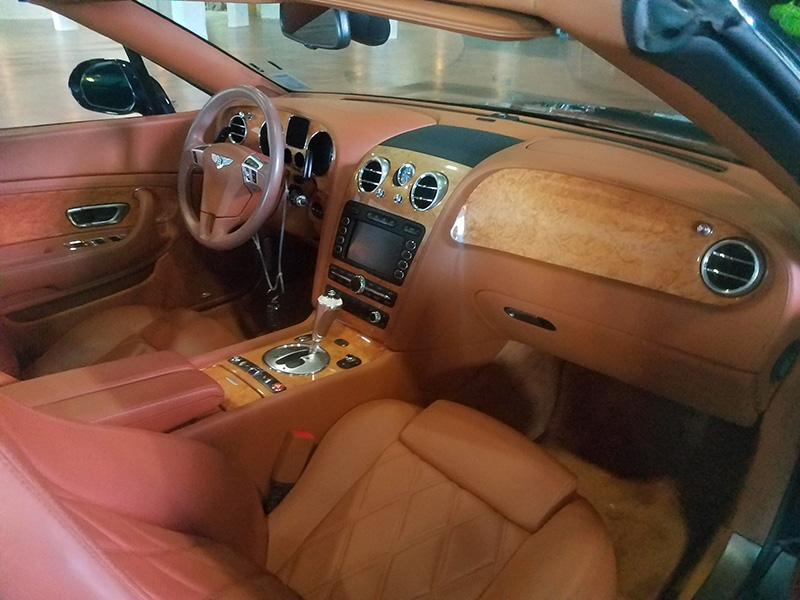 4th Image of a 2010 BENTLEY CONTINENTAL GTC SPEED