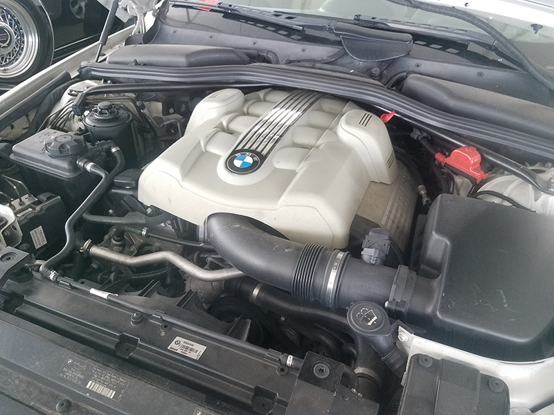6th Image of a 2005 BMW 6 SERIES 645CIC