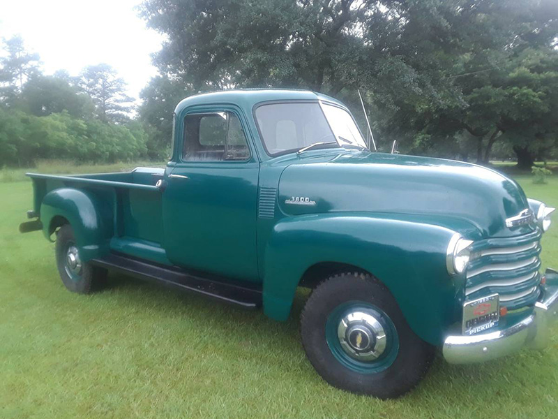 1st Image of a 1953 CHEVROLET 3800 SERIES