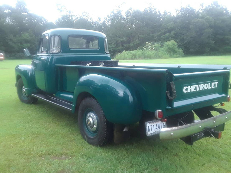 2nd Image of a 1953 CHEVROLET 3800 SERIES