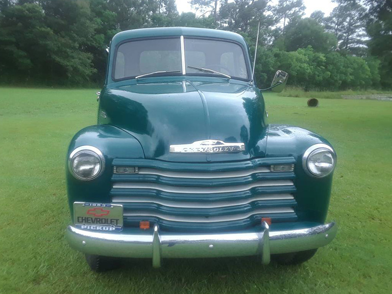 3rd Image of a 1953 CHEVROLET 3800 SERIES