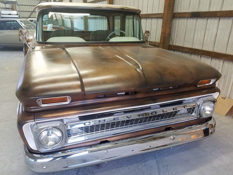 2nd Image of a 1962 CHEVROLET C30