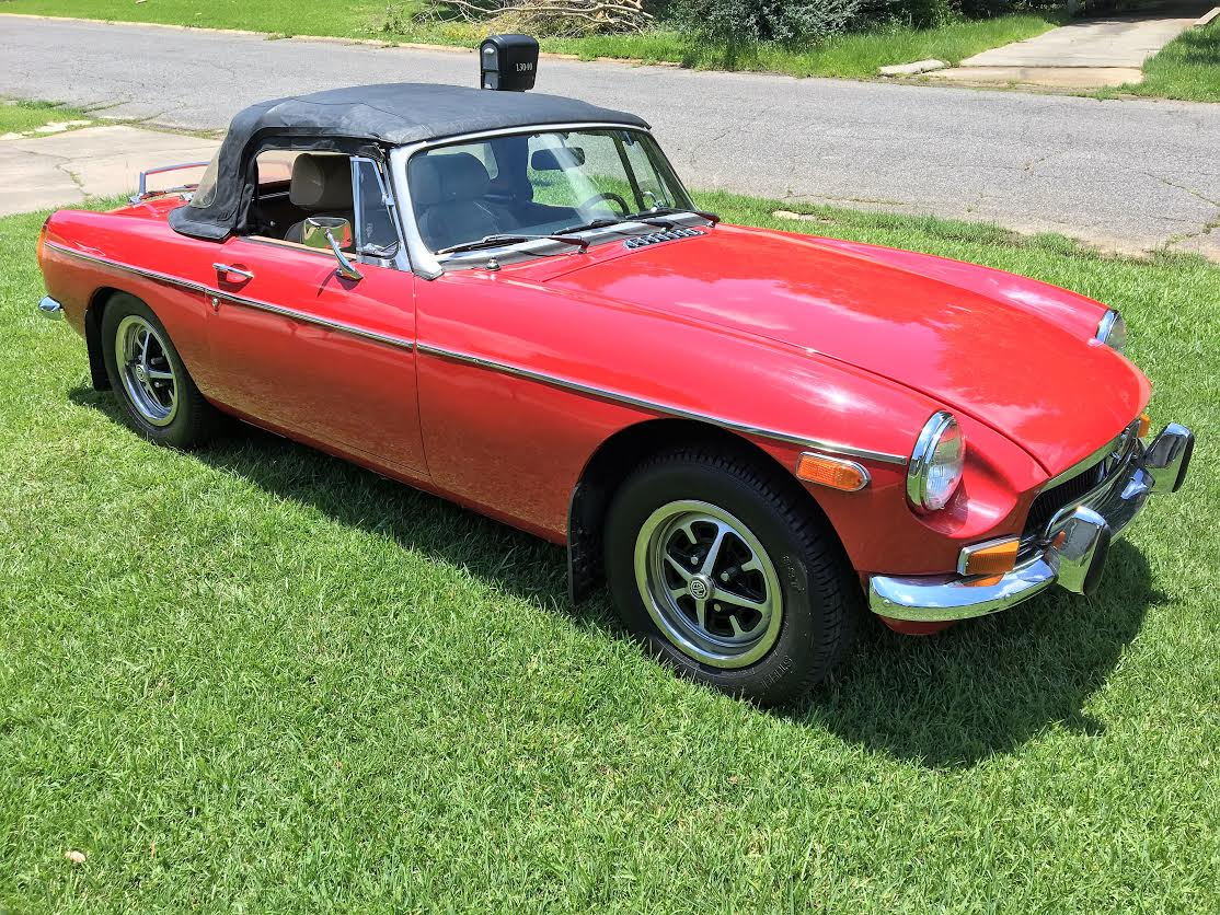 2nd Image of a 1973 MG GHN