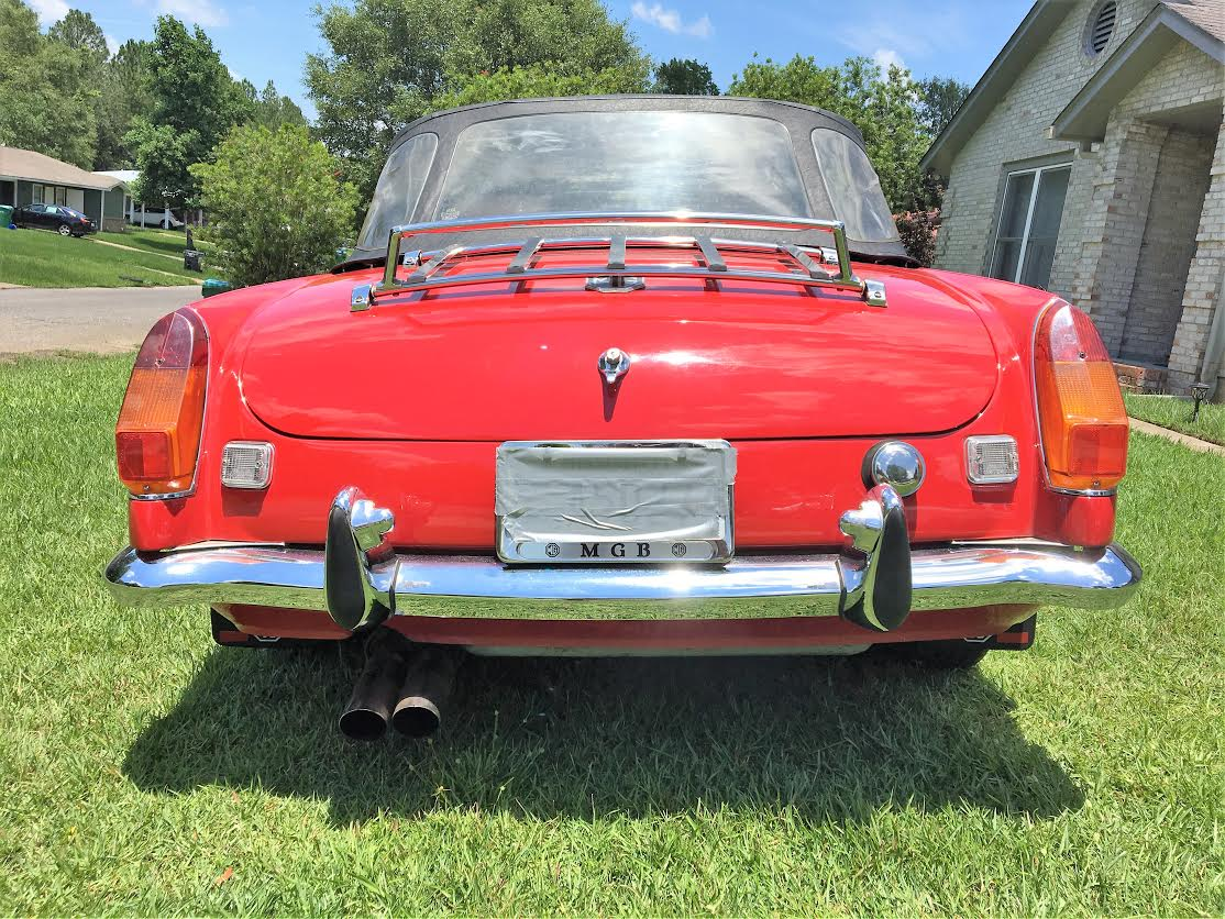 3rd Image of a 1973 MG GHN
