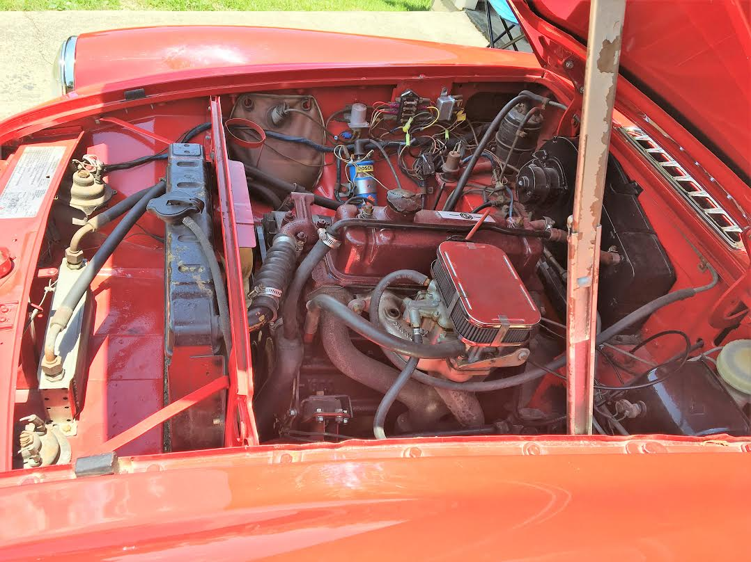 10th Image of a 1973 MG GHN