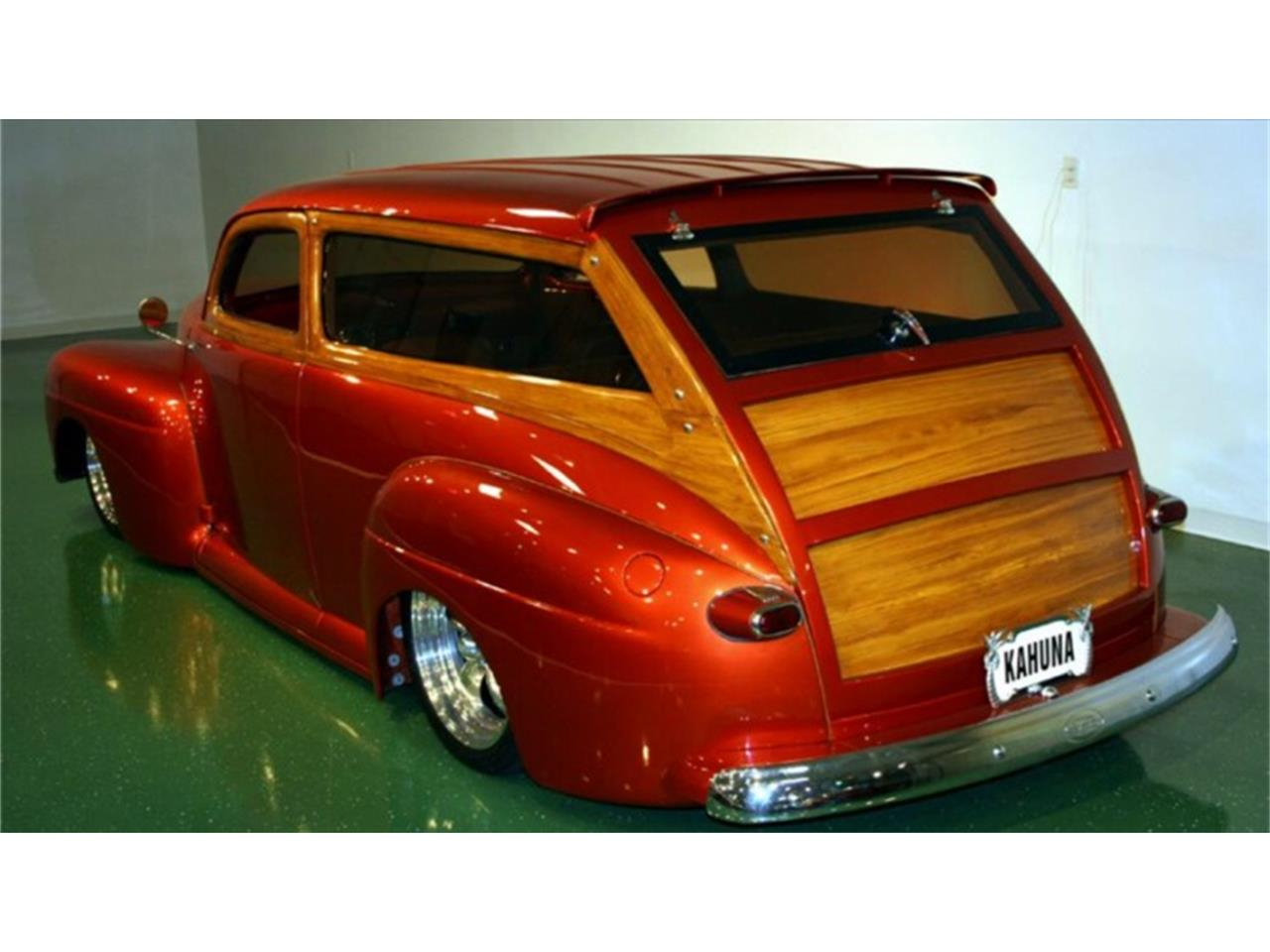 2nd Image of a 1948 FORD WAGON