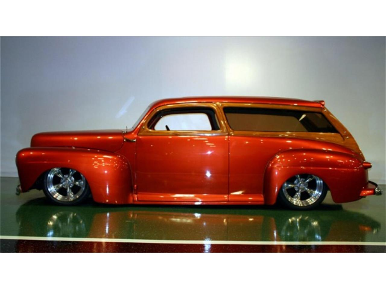 3rd Image of a 1948 FORD WAGON
