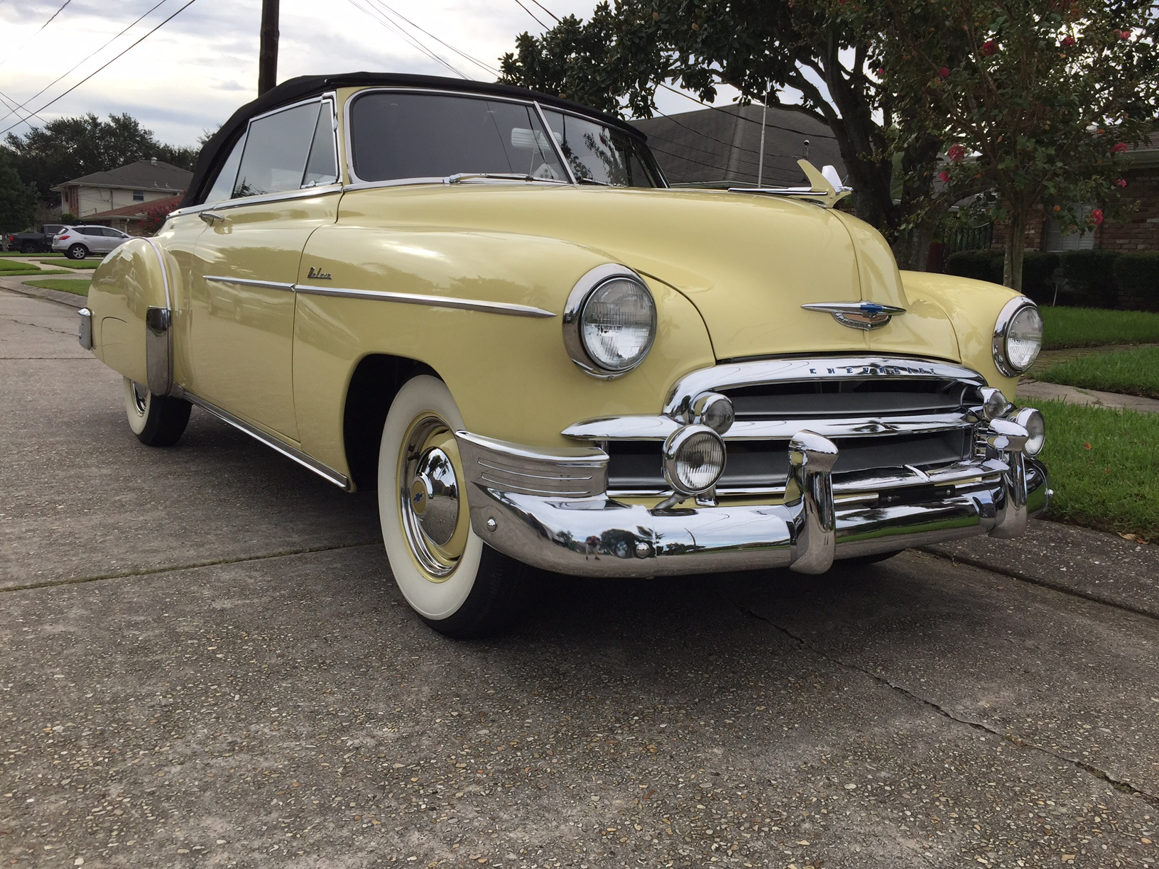 1st Image of a 1950 CHEVROLET STYLELINE DELUXE