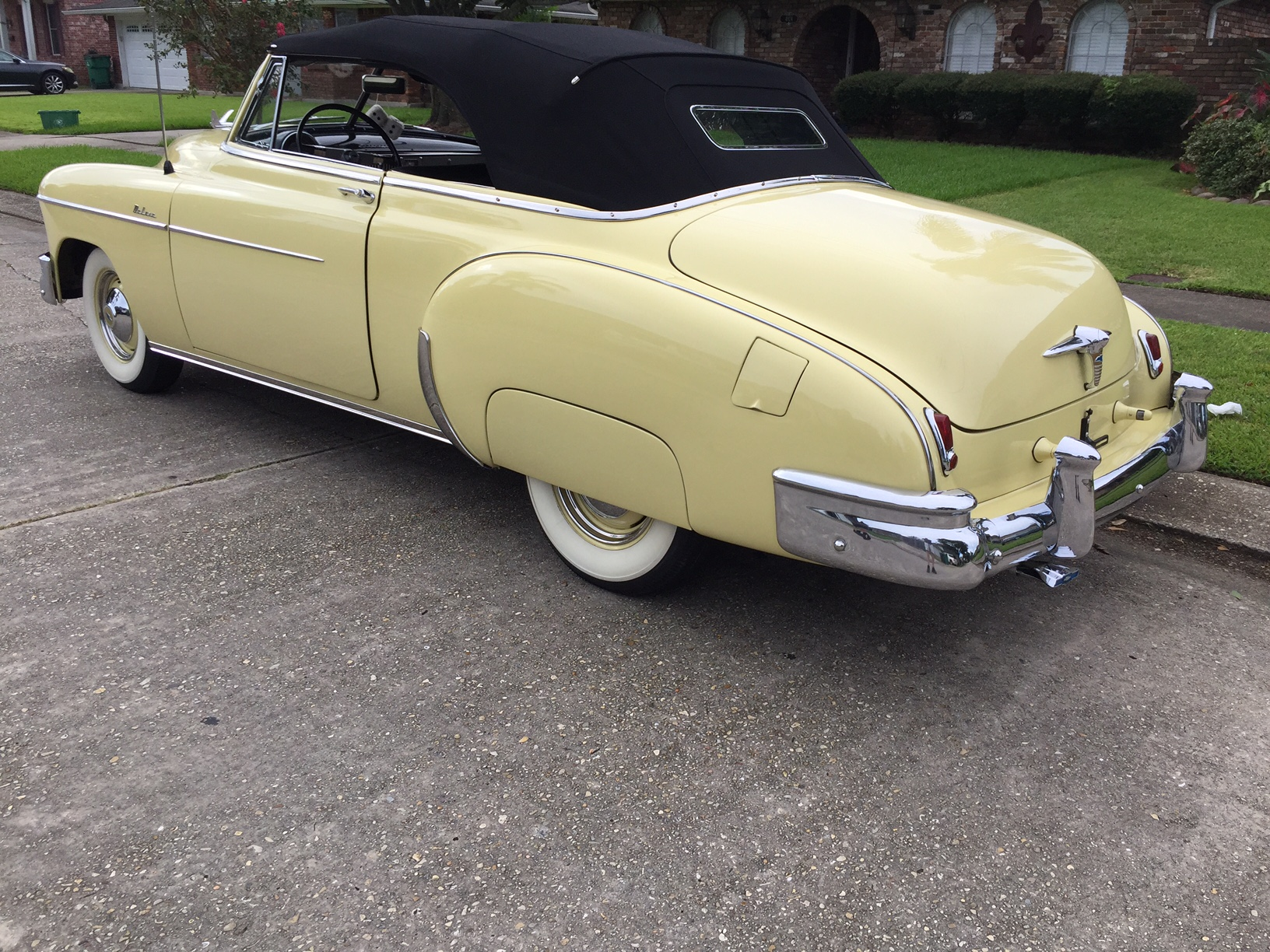 4th Image of a 1950 CHEVROLET STYLELINE DELUXE