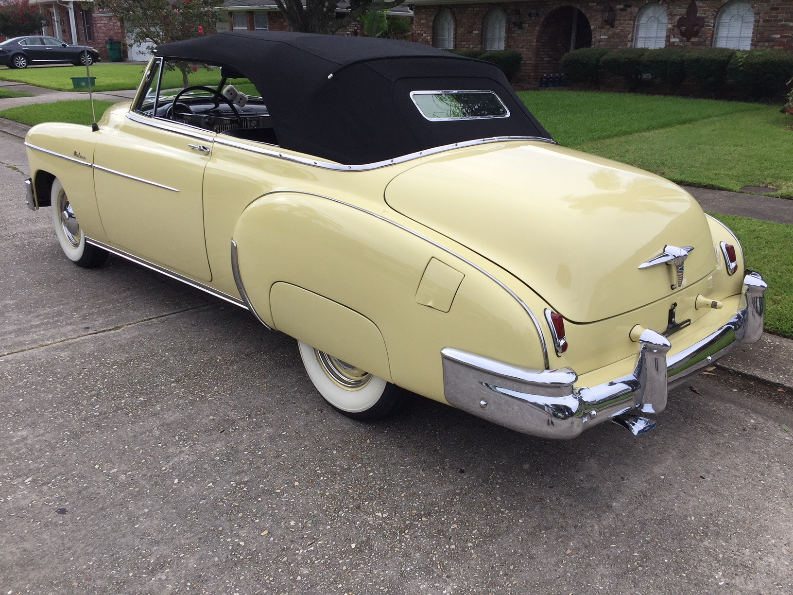5th Image of a 1950 CHEVROLET STYLELINE DELUXE