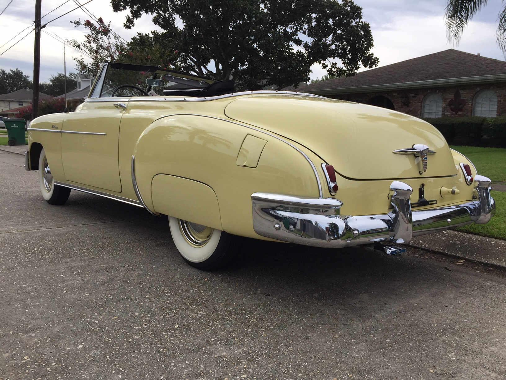 6th Image of a 1950 CHEVROLET STYLELINE DELUXE