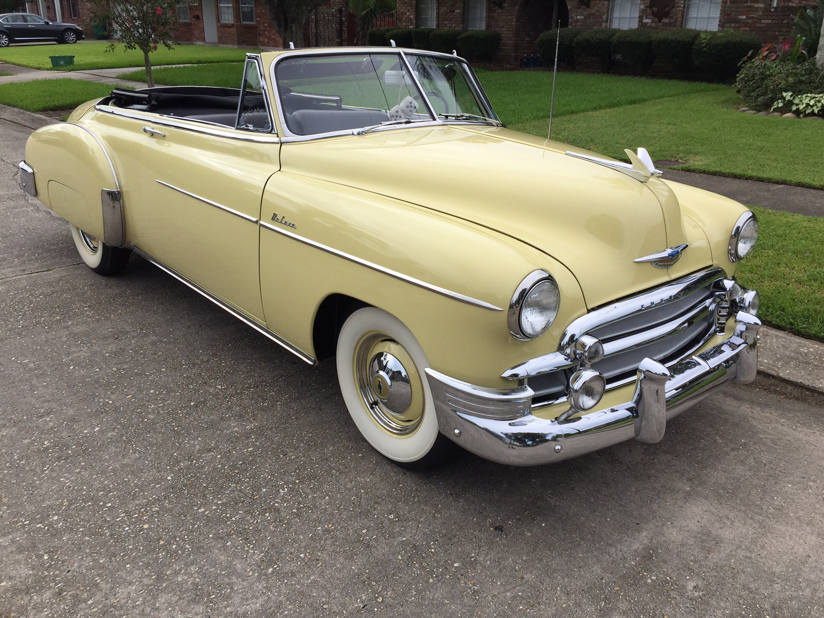 7th Image of a 1950 CHEVROLET STYLELINE DELUXE