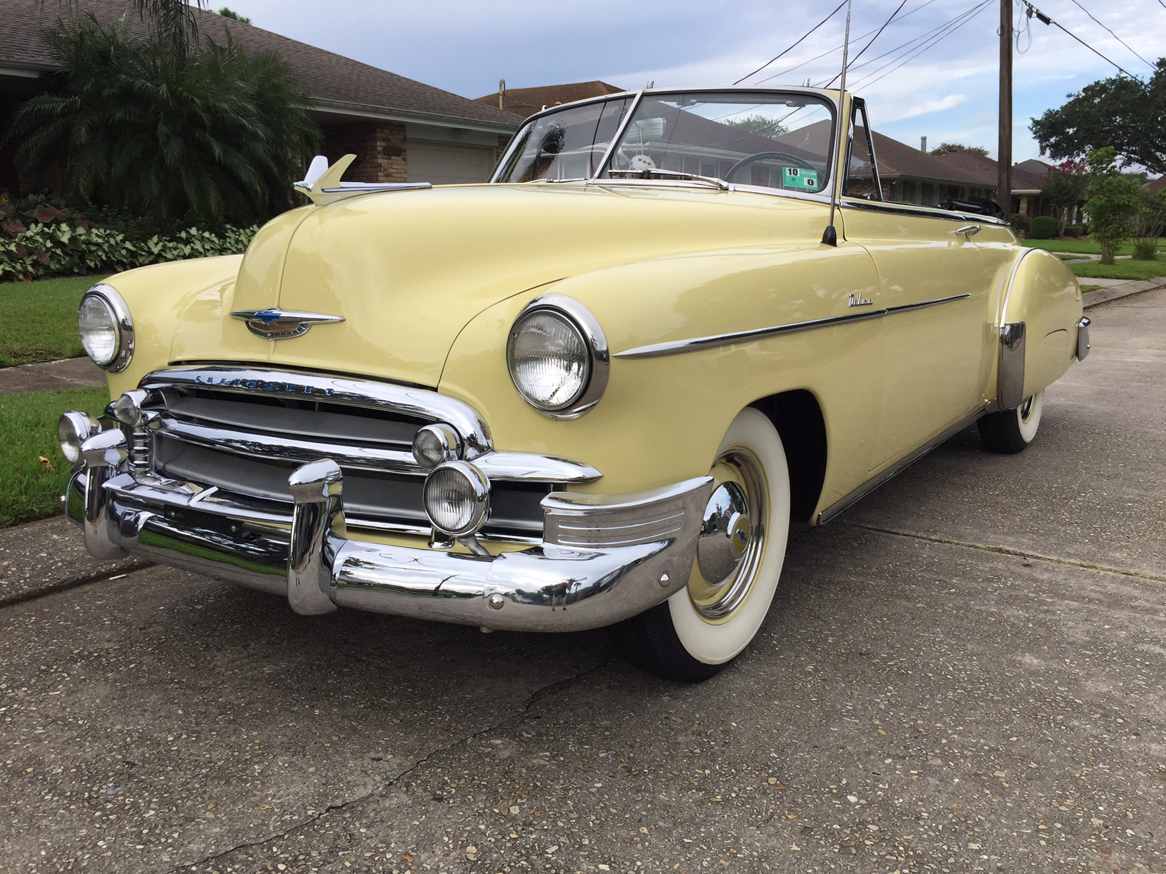 8th Image of a 1950 CHEVROLET STYLELINE DELUXE