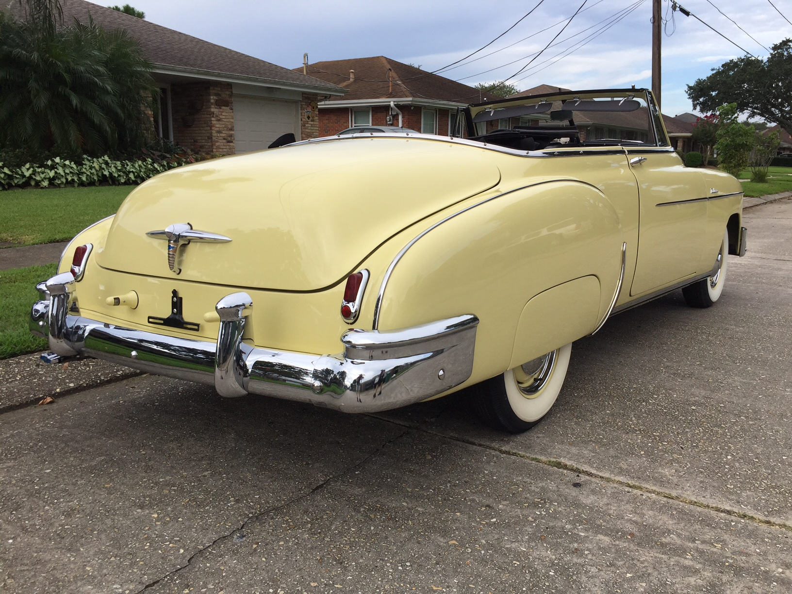 9th Image of a 1950 CHEVROLET STYLELINE DELUXE