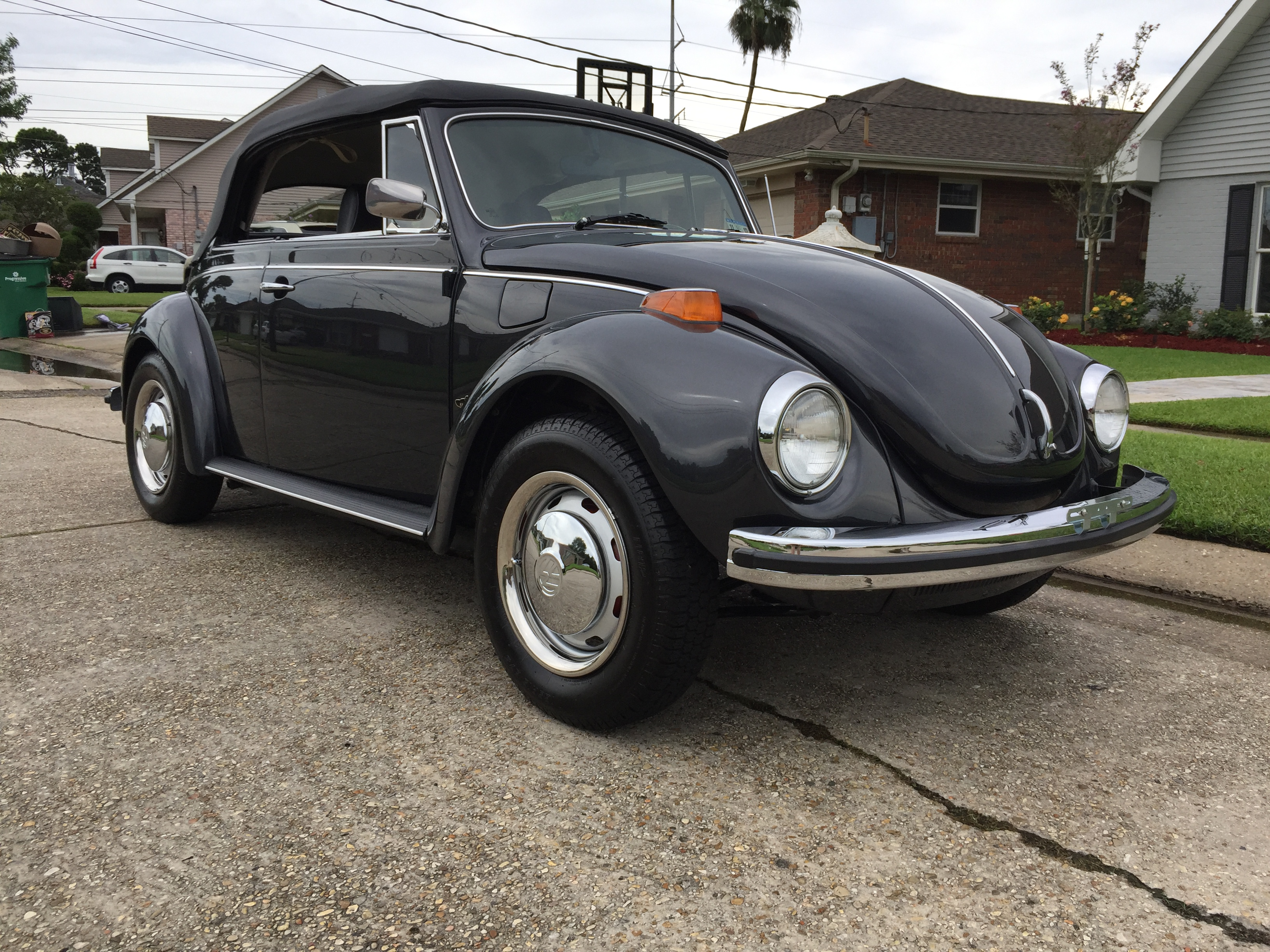 5th Image of a 1971 VOLKSWAGEN SUPER BEETLE