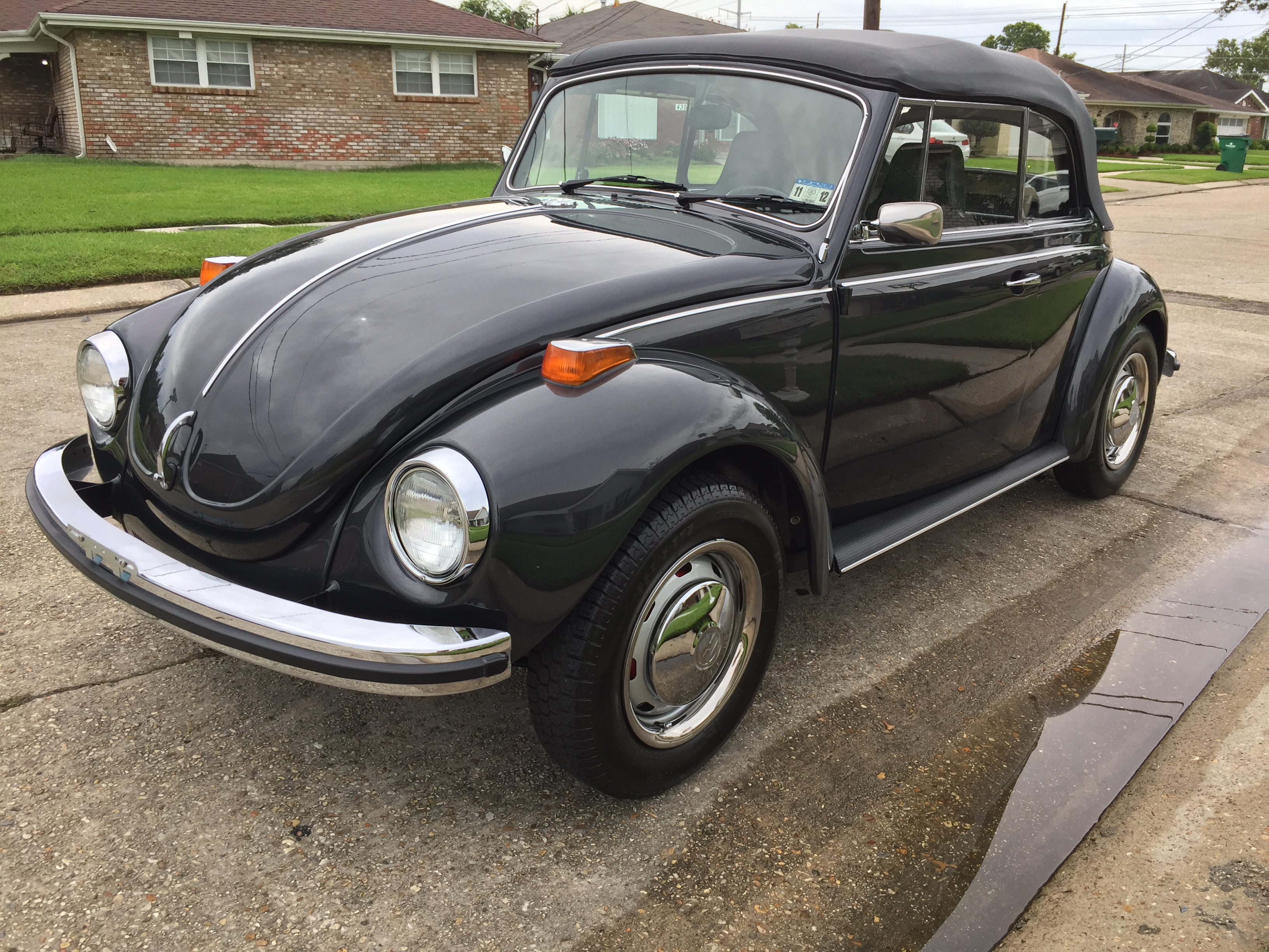6th Image of a 1971 VOLKSWAGEN SUPER BEETLE